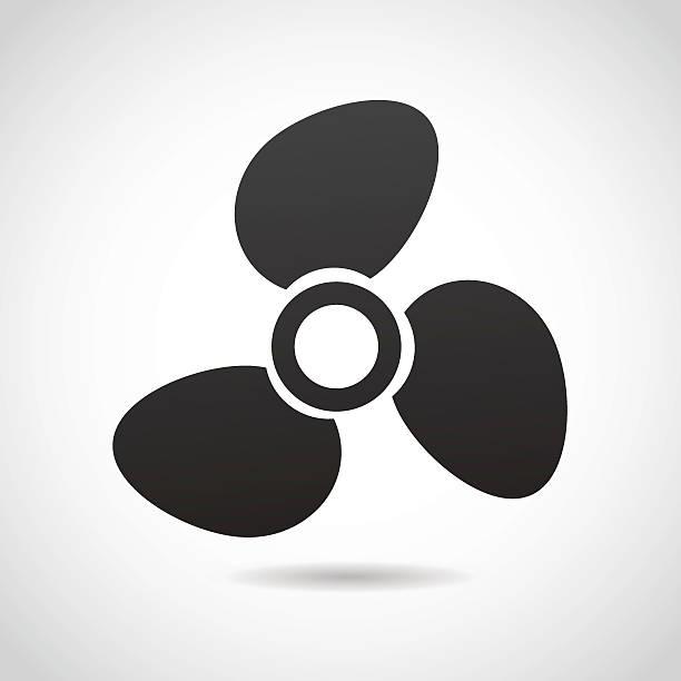 Five Blade Propeller Clip Art : Royalty free propeller clip art vector images