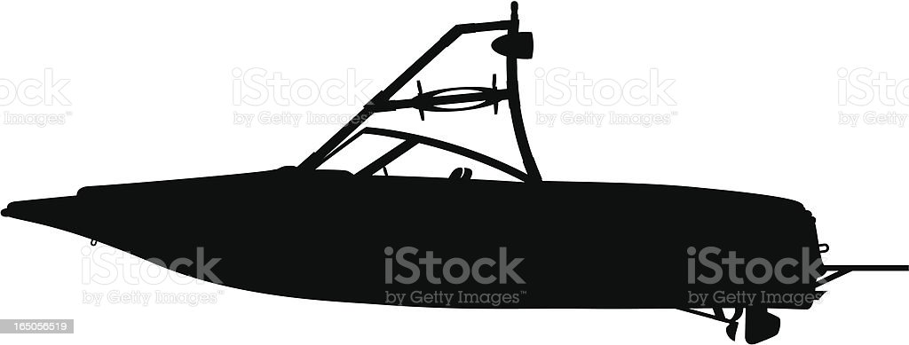 boat silhouette royalty-free boat silhouette stock vector art & more images of adventure