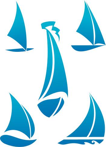 Boat Symbol Stock Illustration - Download Image Now - iStock