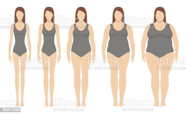 Body mass index vector illustration from underweight to extremly vector id863679566?b=1&k=6&m=863679566&s=612x612&h= qd0dht91krc7mk89qh5crpix8  ho1f rmgys50w7a=