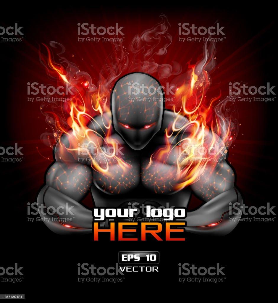 Bodybuilding Poster Design Stock Vector Art  for Bodybuilding Poster Design  113cpg