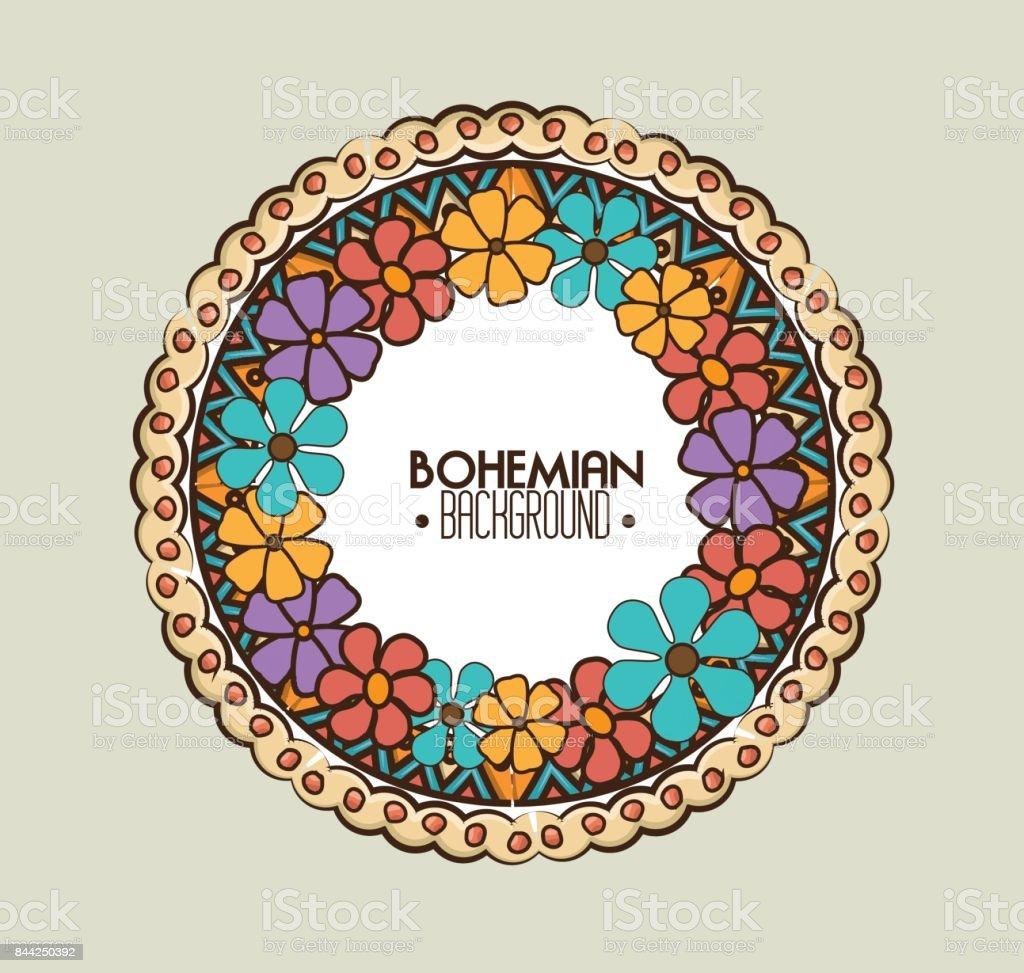 bohemian background design stock illustration download image now istock bohemian background design stock illustration download image now istock