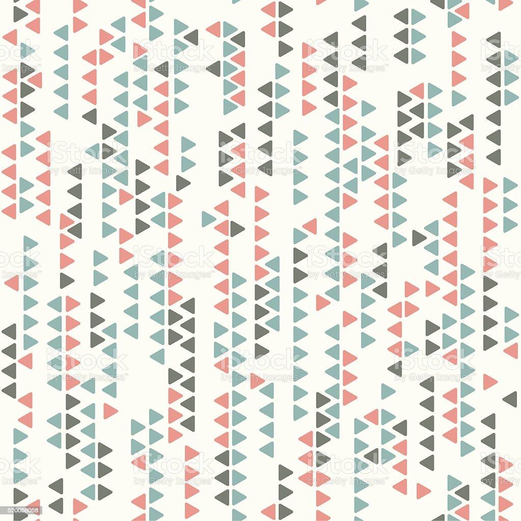 boho aztec ornament seamless pattern eps10 vector art illustration