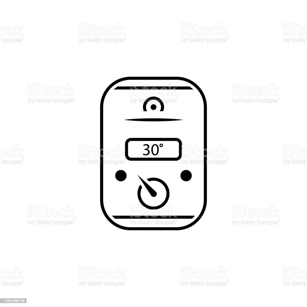 boiler, electric, heating, supply icon. Element of plumbing and...