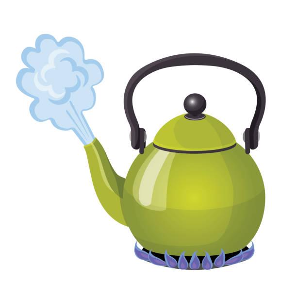 Kettle Clip Art ~ Royalty free kettle clip art vector images