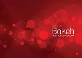 istock Bokeh and blur vector abstract background 622792196
