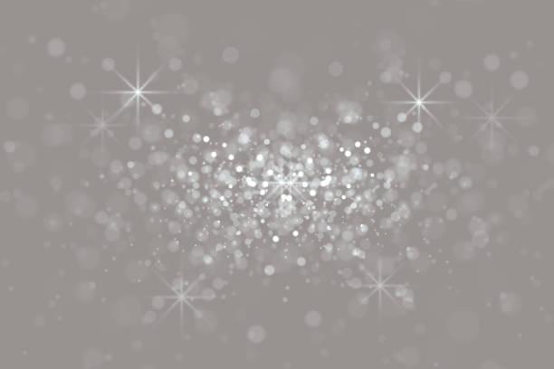 bokeh light grey background - shiny stock illustrations, clip art, cartoons, & icons