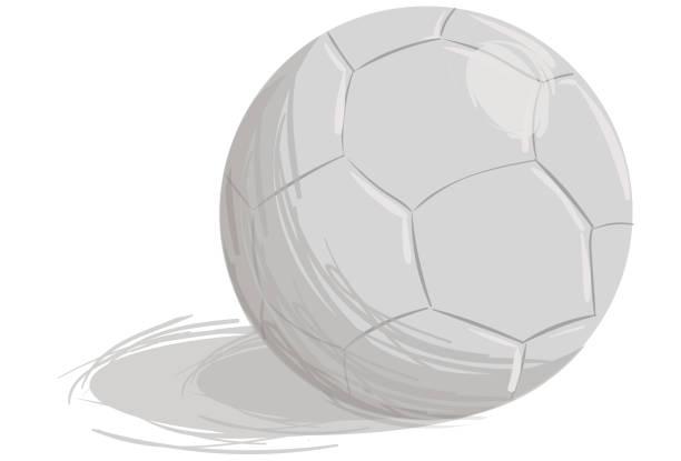 Bola de futebol Bola de futebol futebol stock illustrations