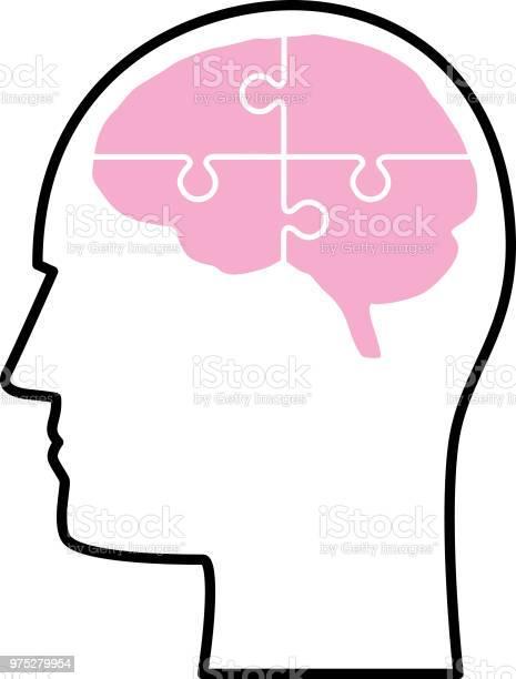 Bold line brain head vector id975279954?b=1&k=6&m=975279954&s=612x612&h=ok2nn1y4il1l8 3a7y2gnmfgz8g9oh2wykygkksszso=