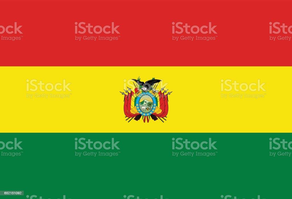 Bolivia  - ilustración de arte vectorial