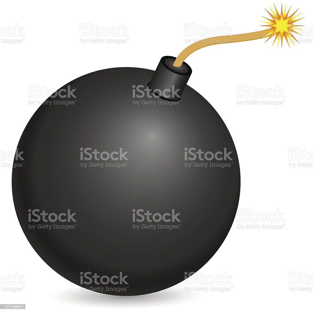 bomb royalty-free bomb stock vector art & more images of black color