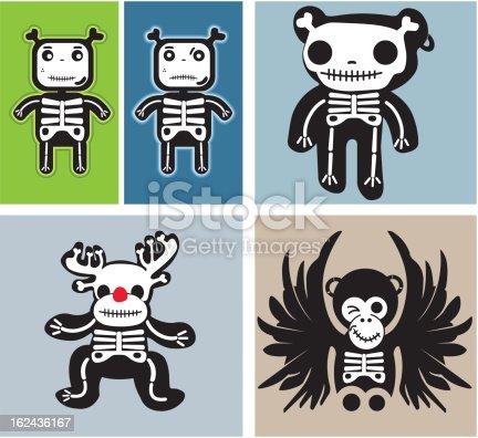 istock bones bodys 162436167
