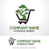 Bonsai Symbol Template Design Vector, Emblem, Design Concept, Creative Symbol, Icon