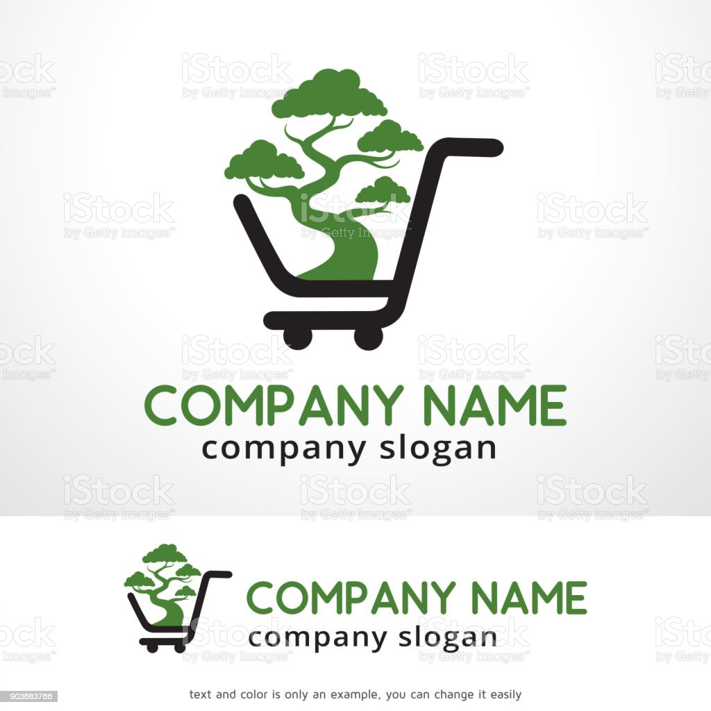 Bonsai Symbol Template Design Vector, Emblem, Design Concept, Creative Symbol, Icon vector art illustration