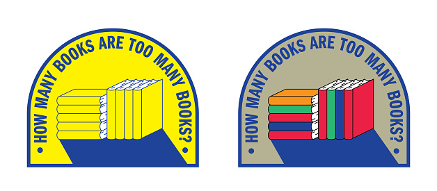 Book badge