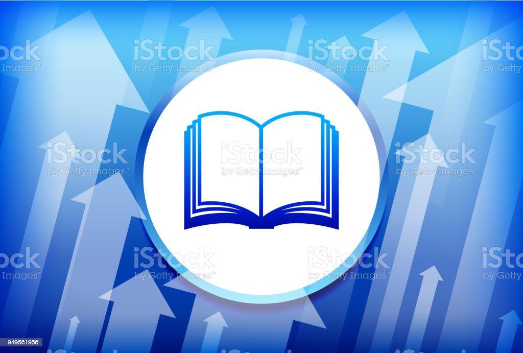 Livre Bleu Fond De Fleches Vecteurs Libres De Droits Et Plus