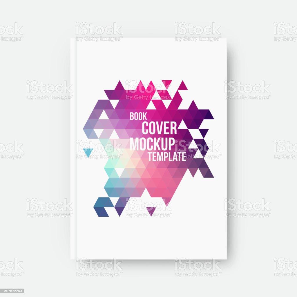 Buchumschläge Mockupvorlage Stock Vektor Art und mehr Bilder von ...