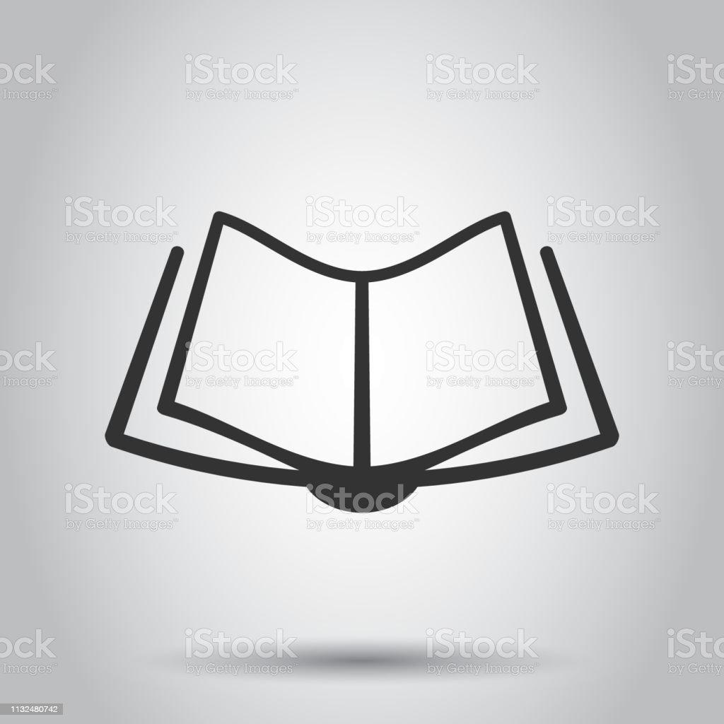 Graphisme Deducation De Livre Dans Le Modele Plat
