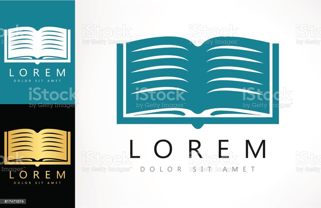 Buch. Bildung-Symbol. – Vektorgrafik