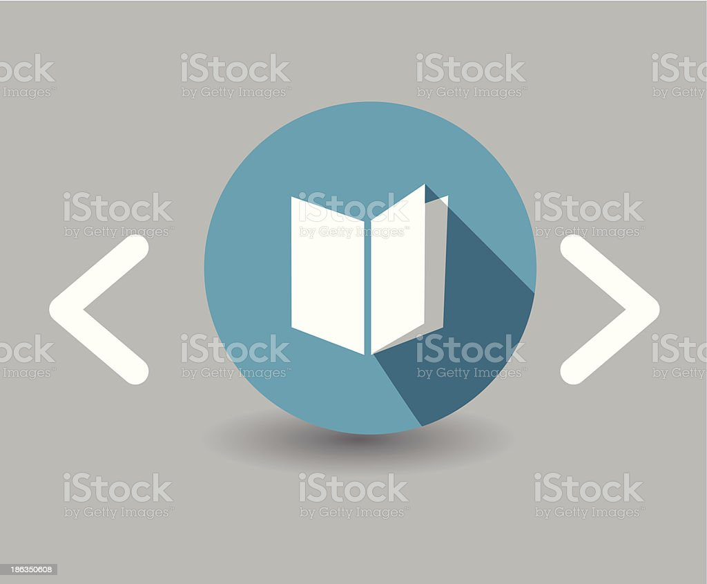 book icon royalty-free book icon stock vector art & more images of book