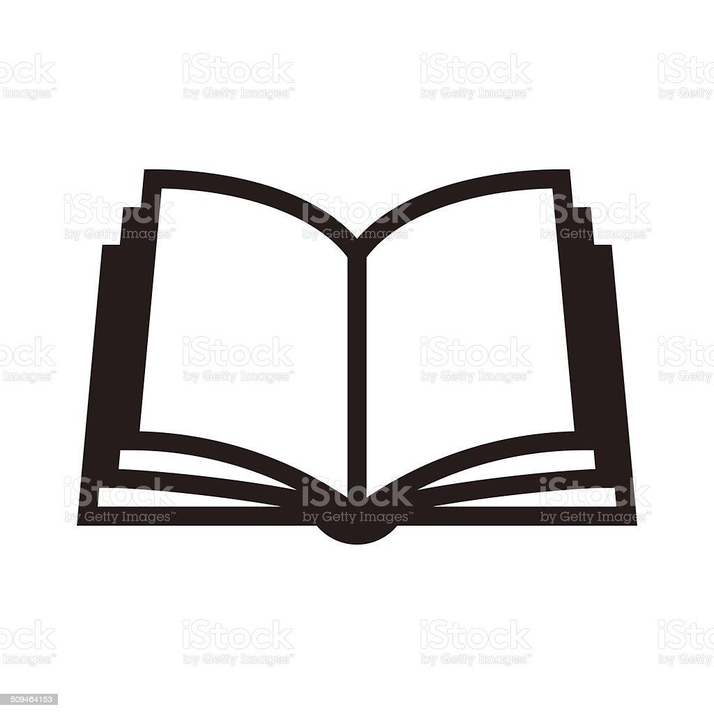 Buchsymbol Stock Vektor Art und mehr Bilder von Akademisches Lernen ...