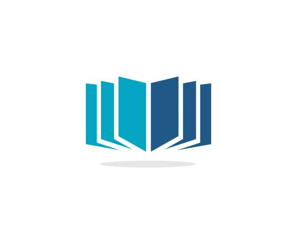 book icon - library stock illustrations