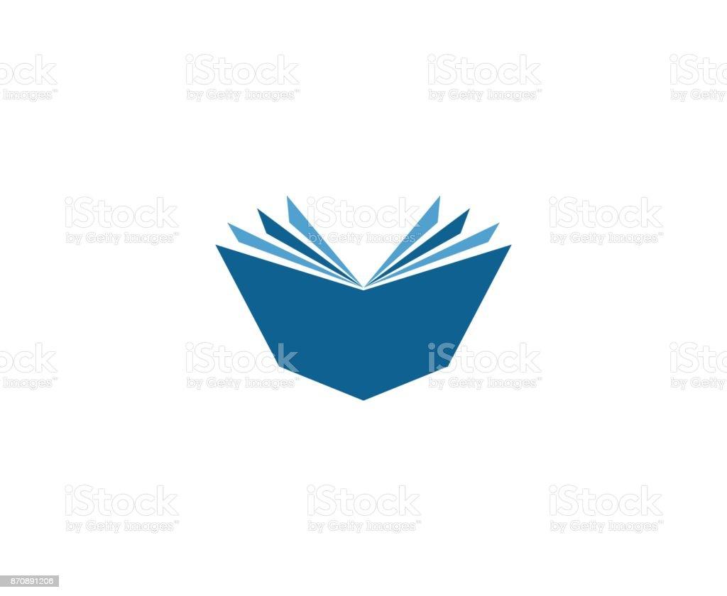 Book icon векторная иллюстрация