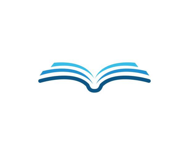 book icon - book symbols stock illustrations