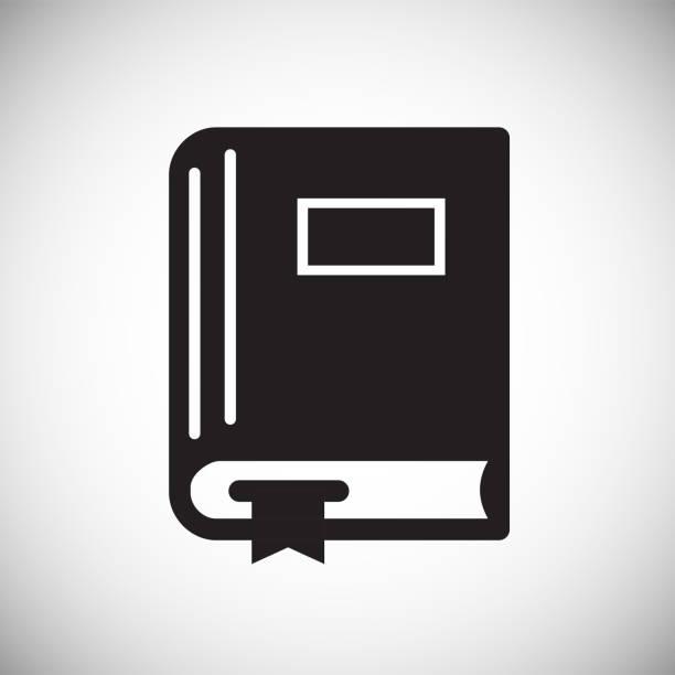 Bücherwissen Symbol auf weißem Hintergrund für Grafik und Webdesign, modernen einfachen Vektor-Zeichen. Internet-Konzept. Trendige Symbol für Website-Design-Web-Taste oder mobile app. – Vektorgrafik