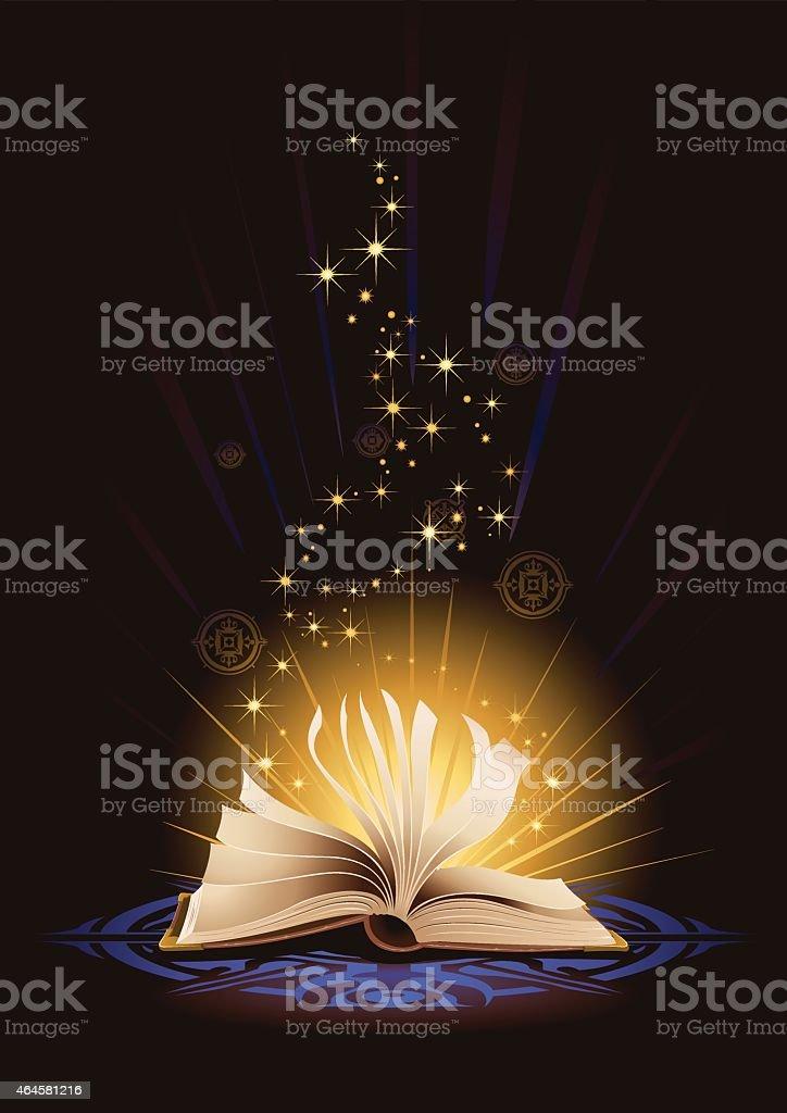 Book of Magic – Vektorgrafik