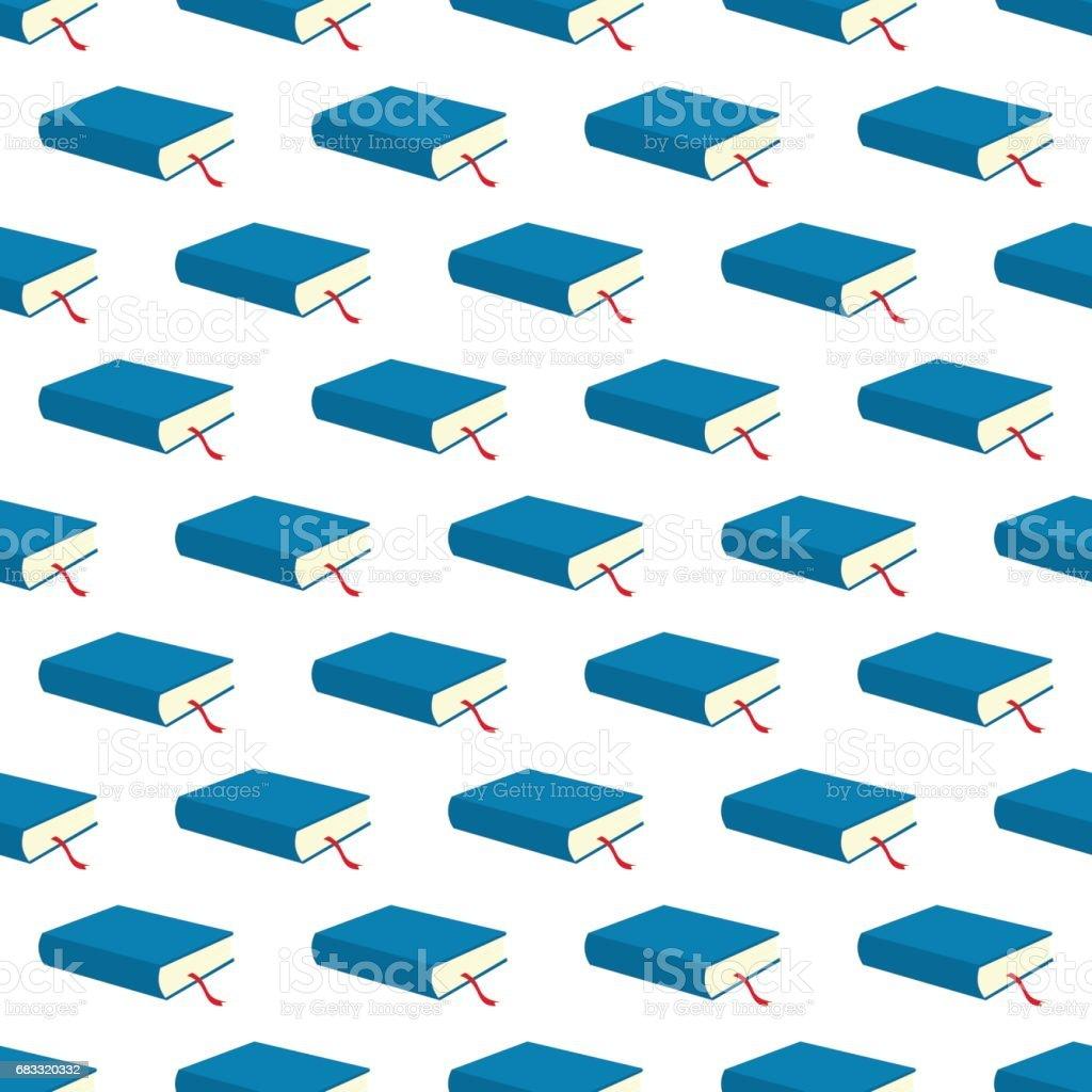 Book pattern seamless royalty free book pattern seamless stockvectorkunst en meer beelden van achtergrond - thema