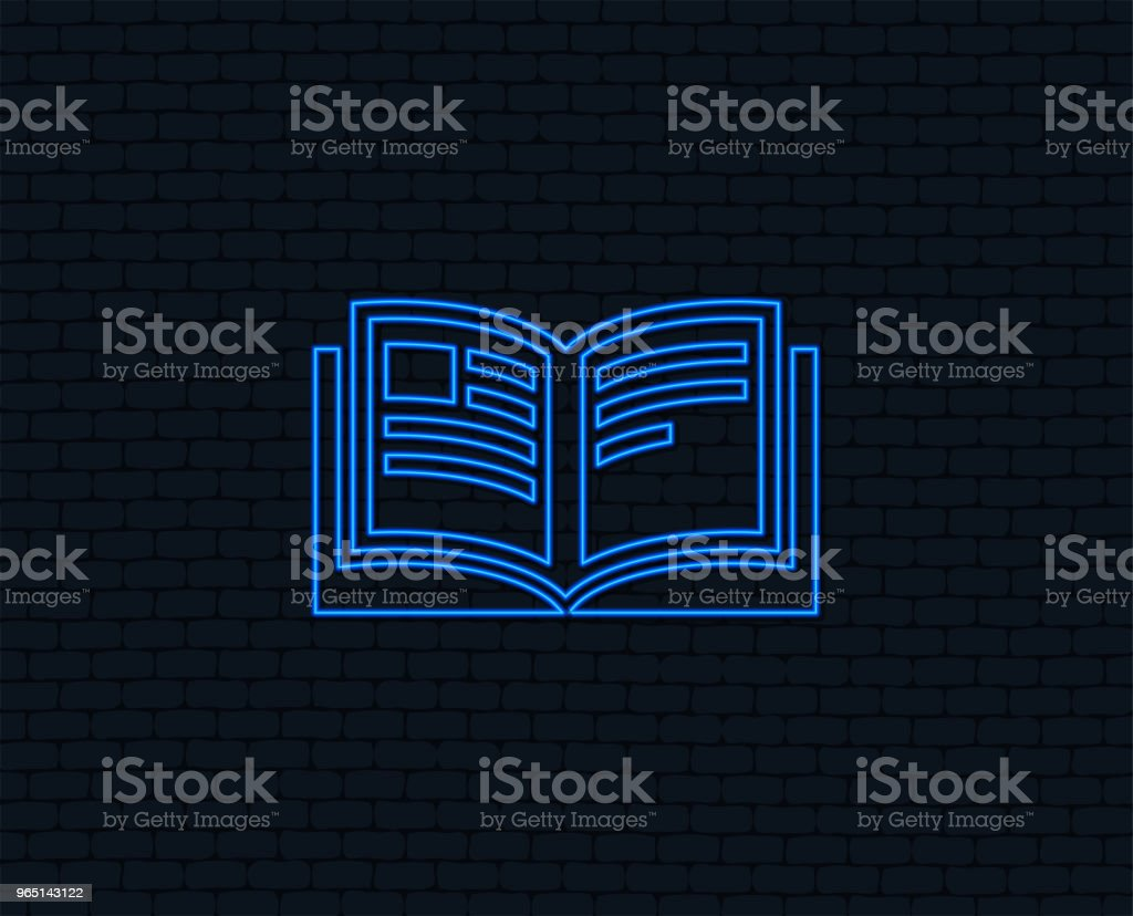 Book sign icon. Open book symbol. royalty-free book sign icon open book symbol stock vector art & more images of art