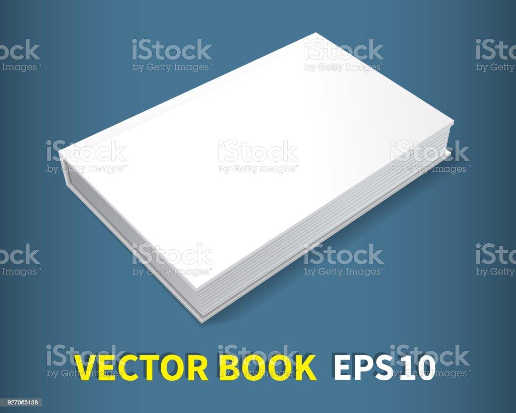 Buchvorlagen Stock Vektor Art und mehr Bilder von Broschüre ...