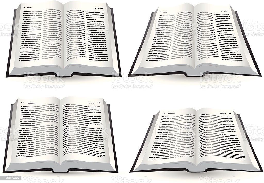 Book royalty-free stock vector art