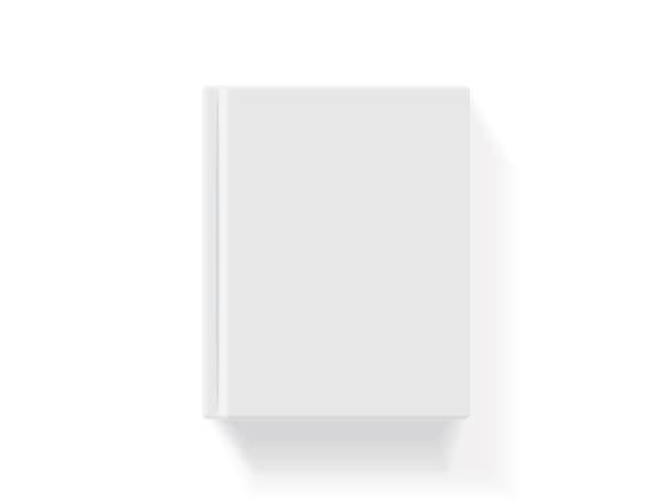 illustrations, cliparts, dessins animés et icônes de livre avec une couverture rigide sur fond blanc - ellen page
