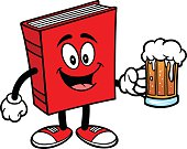 Book with Beer