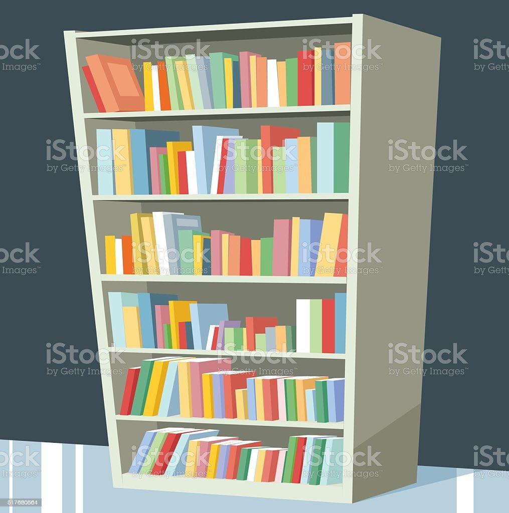 Фото книжных шкафов для детей
