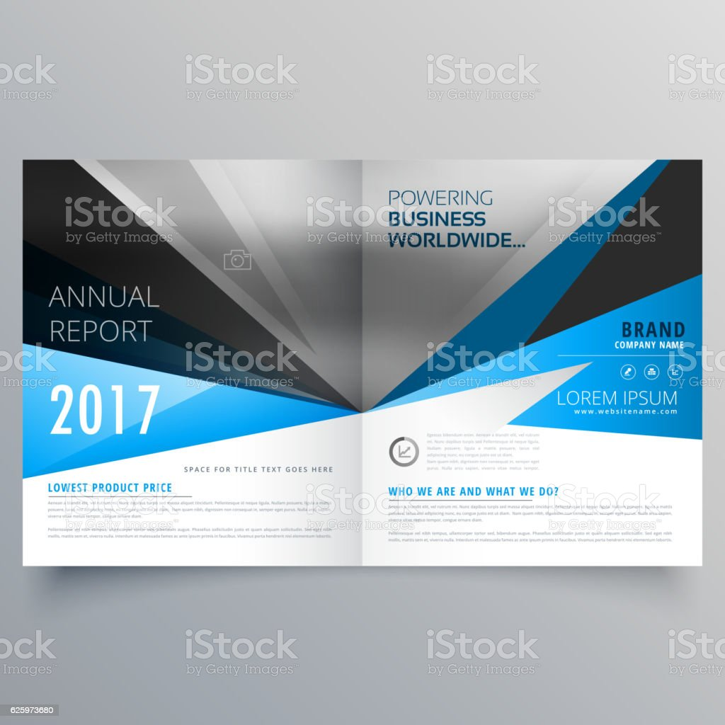 Booklet magazine cover page creative template design stock vector booklet magazine cover page creative template design royalty free stock vector art pronofoot35fo Images