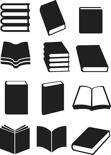 Best Book Spine Illustrations, Royalty-Free Vector ...