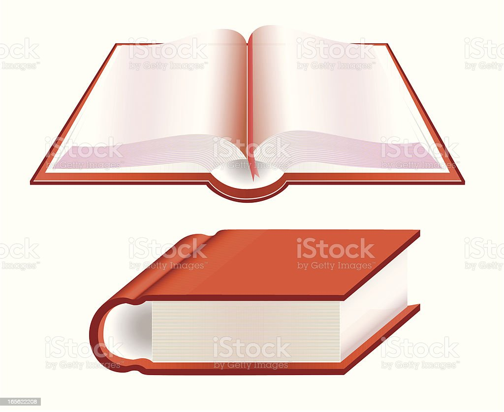 Bücher-Vektor – Vektorgrafik