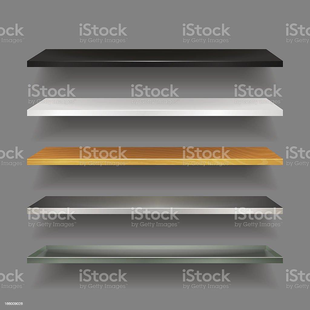 Bookshelves Collection