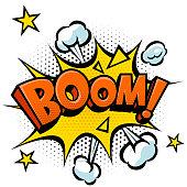istock Boom Effect Vector 1165096074