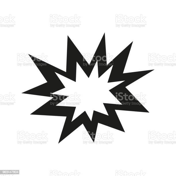 Ikona Wysięgnika Płaska Konstrukcja - Stockowe grafiki wektorowe i więcej obrazów Abstrakcja
