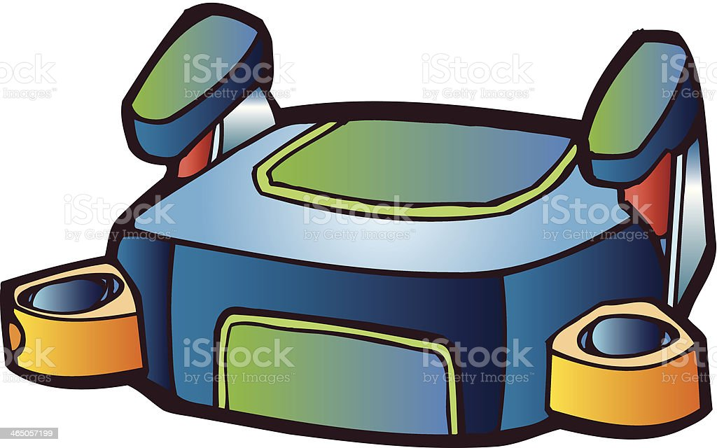 royalty free empty baby car seat clip art vector images rh istockphoto com Car Seat Installation baby car seat clipart