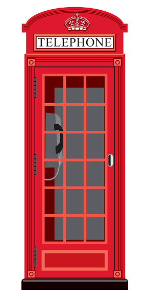 booth phone in london