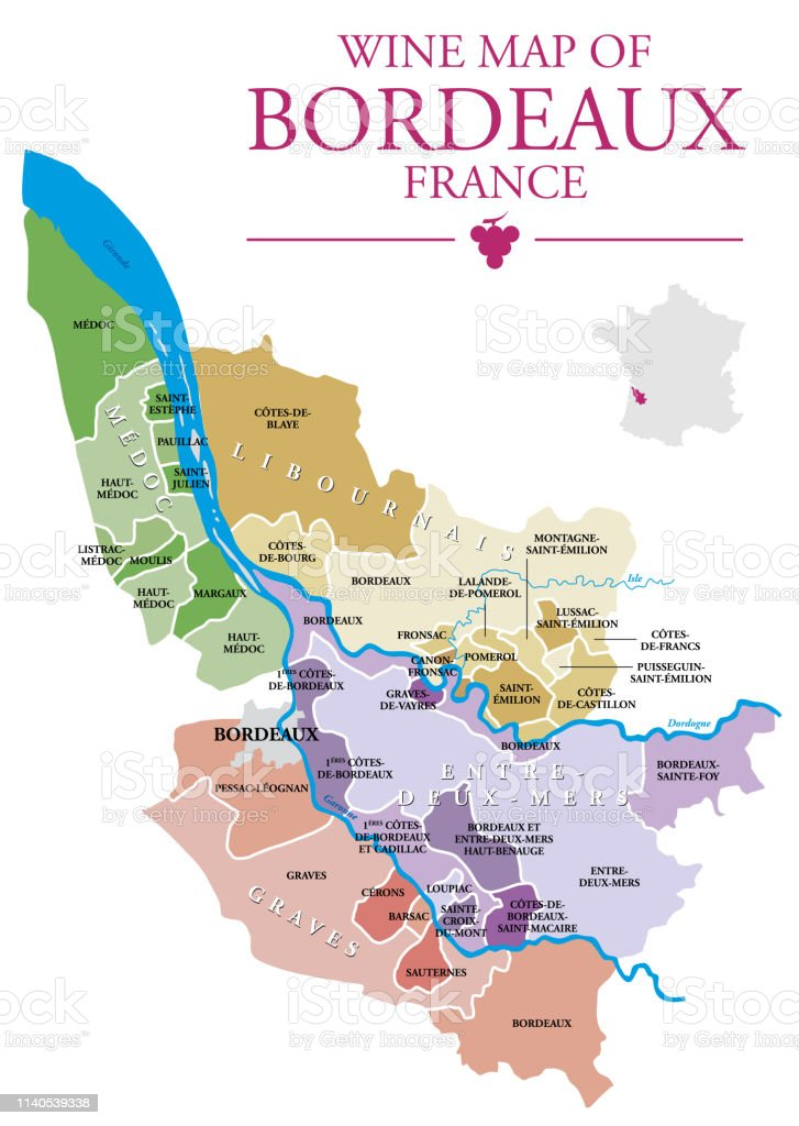 Image result for french wine regions
