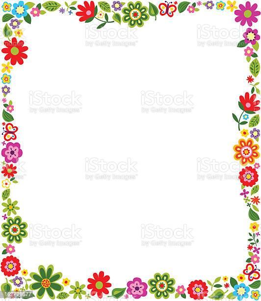 Border frame with floral pattern vector id162721677?b=1&k=6&m=162721677&s=612x612&h=mywm5x2mdx5rflwtan67jp tcxcmgt1w4kfrfymk8ck=