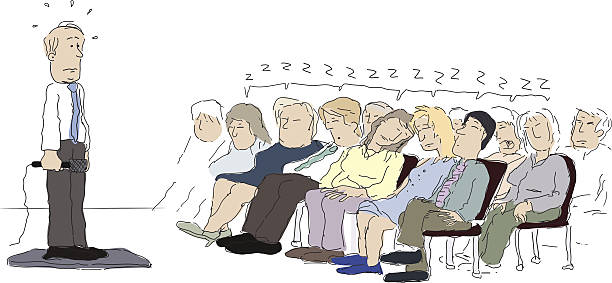 Bored Audience Illustrations, Royalty-Free Vector Graphics & Clip Art -  iStock