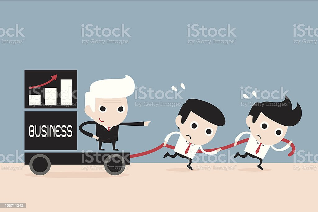 boss and businessman royalty-free boss and businessman stock vector art & more images of bossy