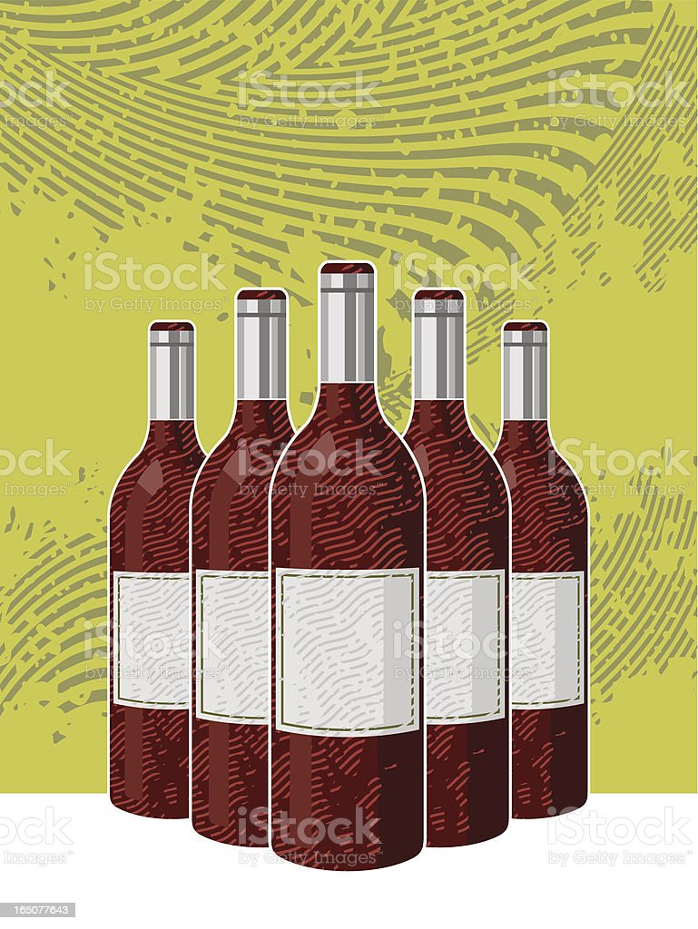 botlle wine royalty-free botlle wine stock vector art & more images of alcohol